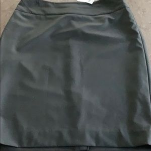 Limited Black Collection Black Skirt Size 2 NWT